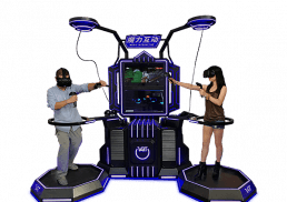 double players vr game
