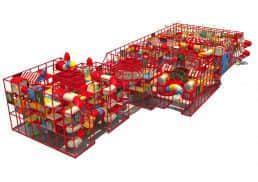 indoor maze