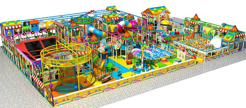kids soft play whole design