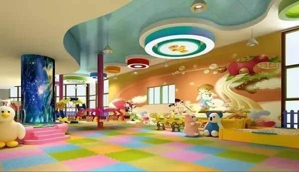 indoor playground membership
