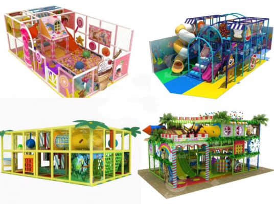 commercial small indoor playground for sale