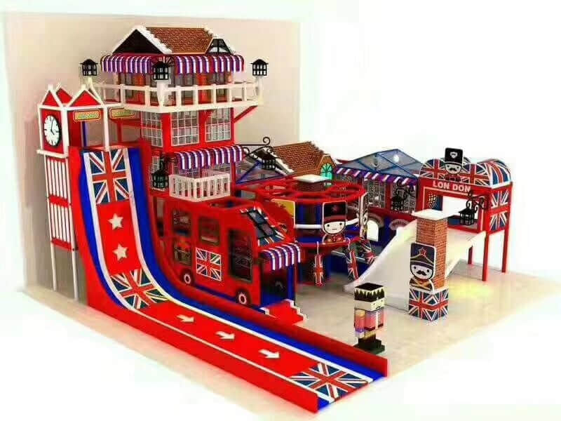 small commercial indoor playground