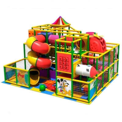 small indoor playground for kids