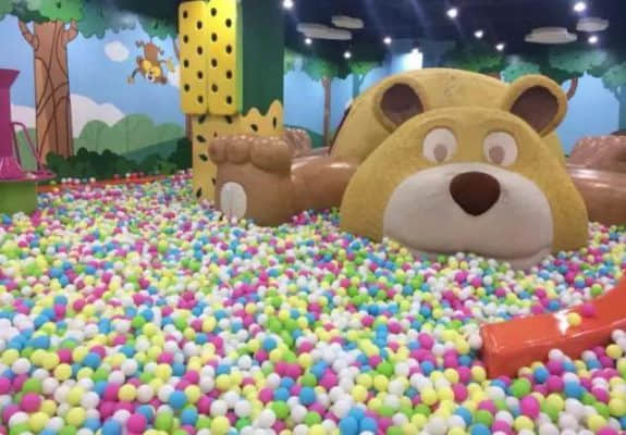 Millions of marine balls