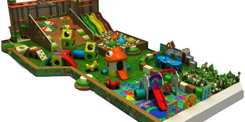 indoor toddler play area