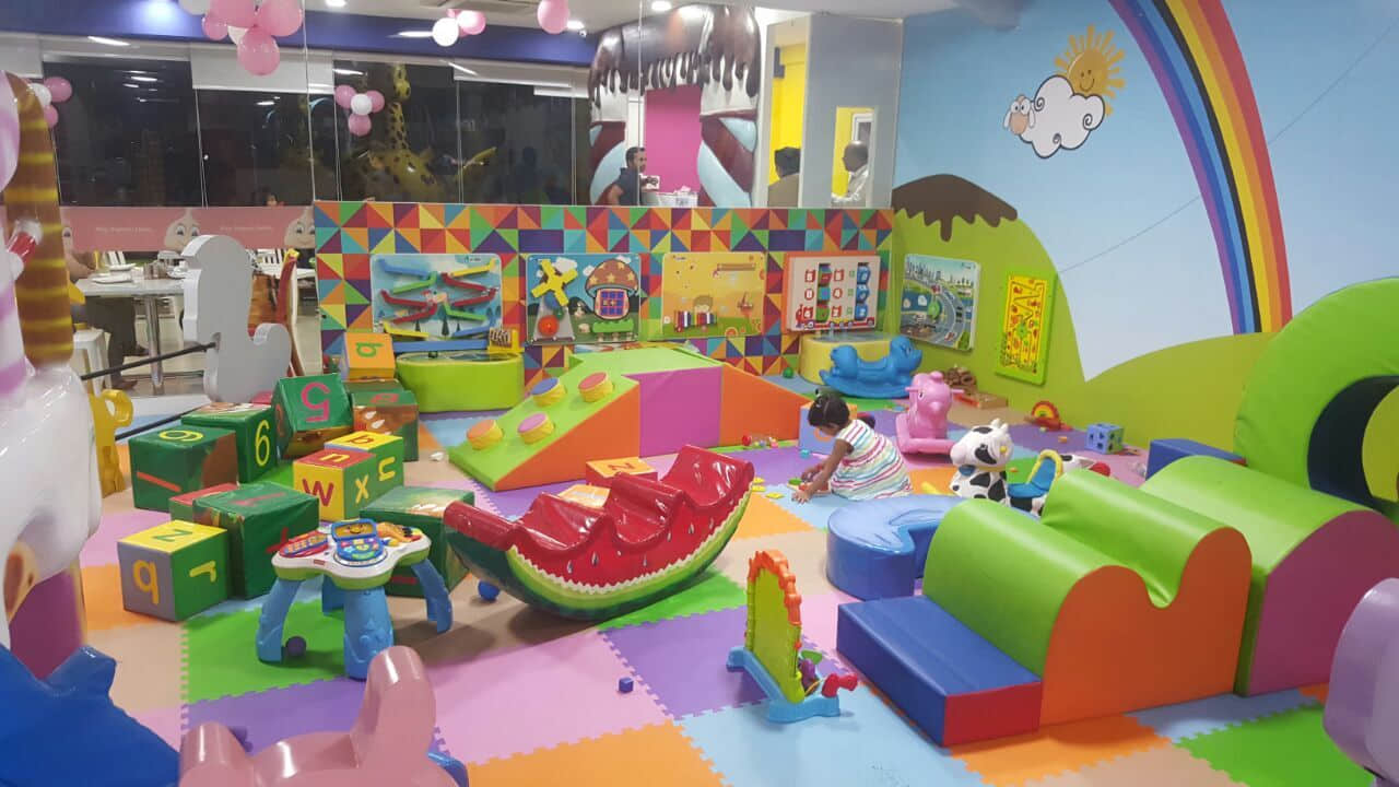 Indoor Play Equipment Is Various And Renewing For Kids