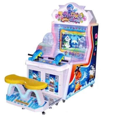 children arcade game machine