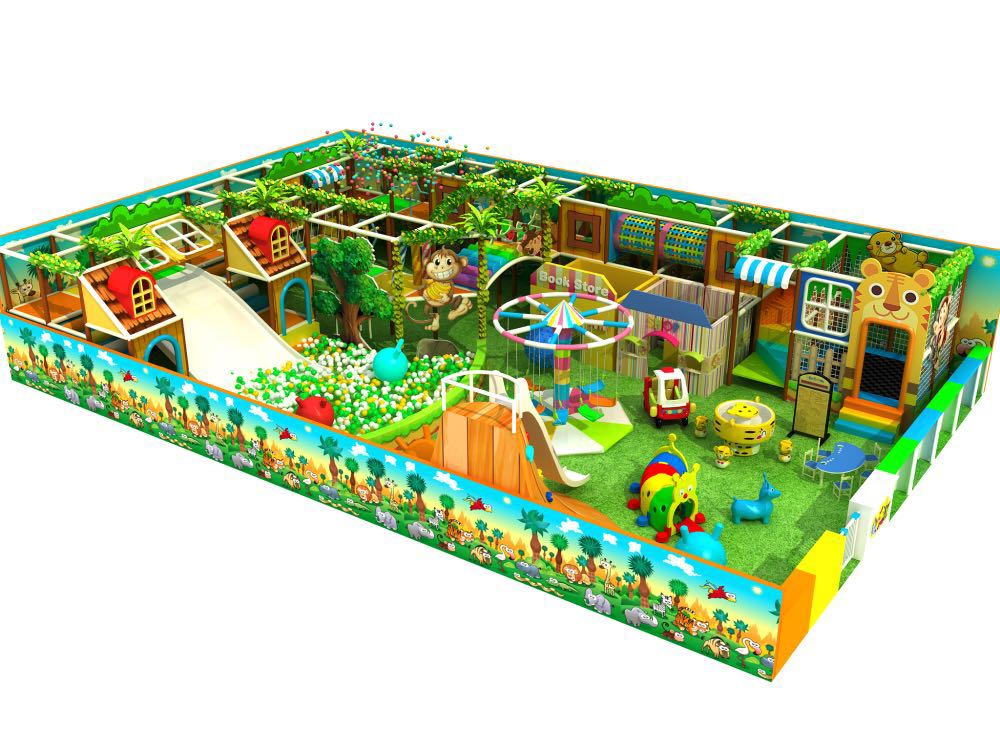 indoor kids playground manufacturer