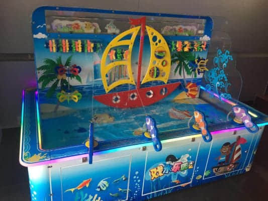 2018 the latest indoor playground equipment