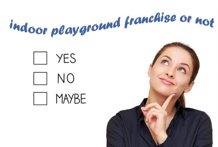 indoor playground franchise or not