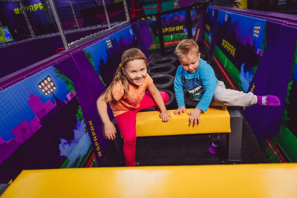 Superpark Jyvaskyla indoor playground