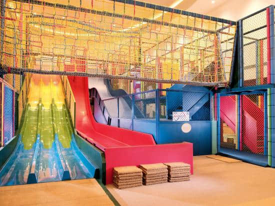 indoor playground kerry hotel beijing