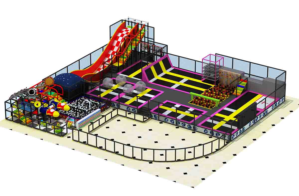 9 rules for trampoline park safety