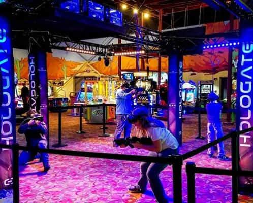 Adventurefamilyfuncenter adventure indoor playground