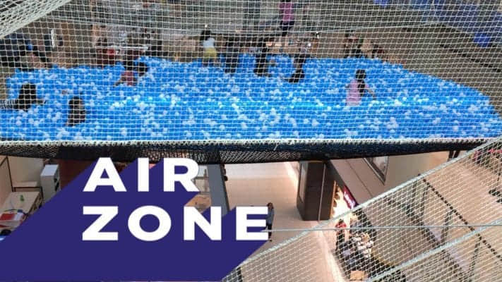 Airzone indoor play park