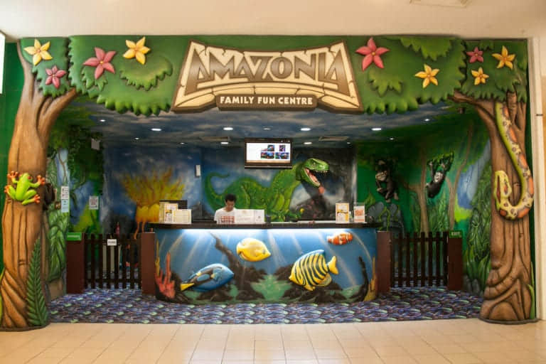 Amazonia indoor play park