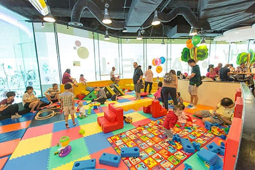 CoolDeSac indoor play park