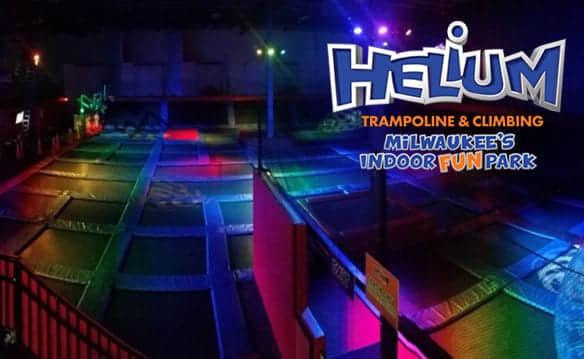 Heliumtrampoline&indooradventurepark adventure indoor playground
