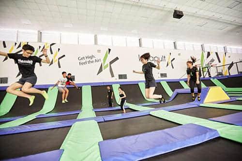KatapultTrampolinepark indoor play park