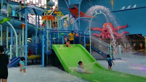 KidzAmaze indoor play park