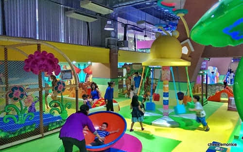 Kidzland indoor play park