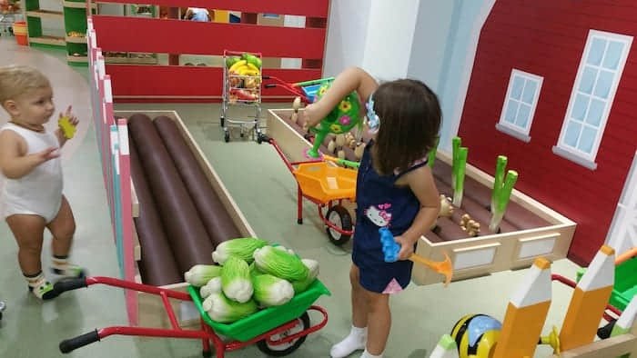 LittlePlanetland indoor play park
