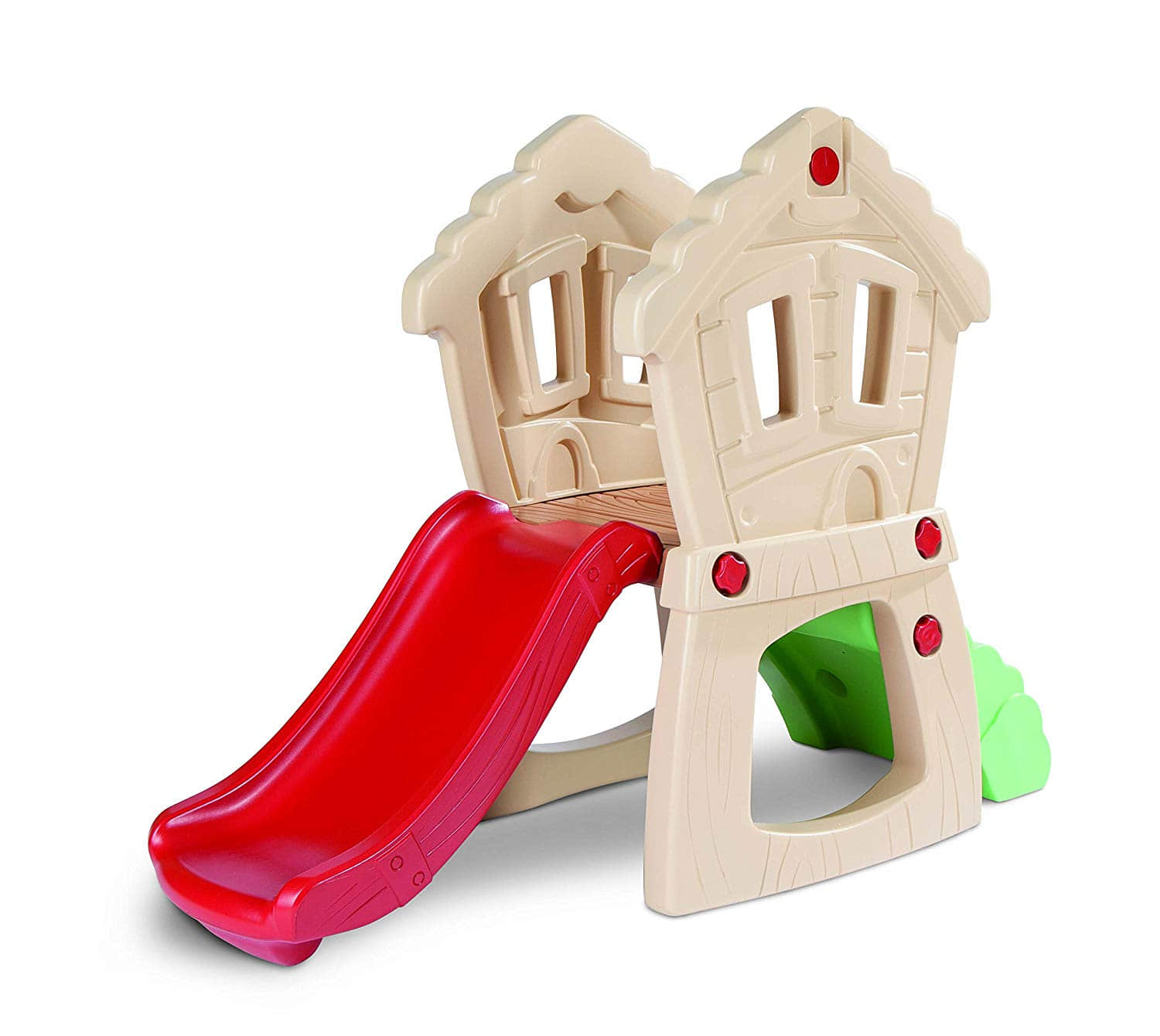 LittleTikesHideandSeekClimber indoor slide
