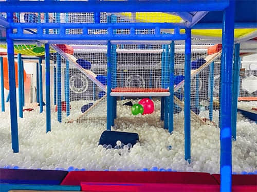 MyLittleGiant indoor play park