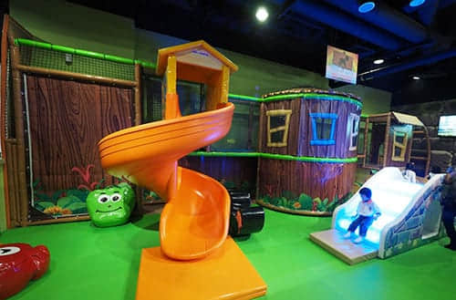 Polliwogs indoor play park