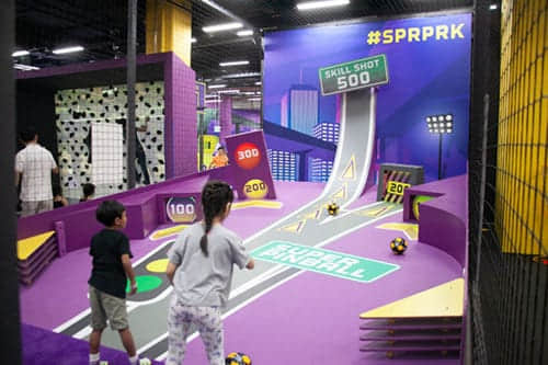SuperParkSingapore indoor play park