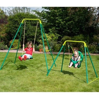 swing safety issues
