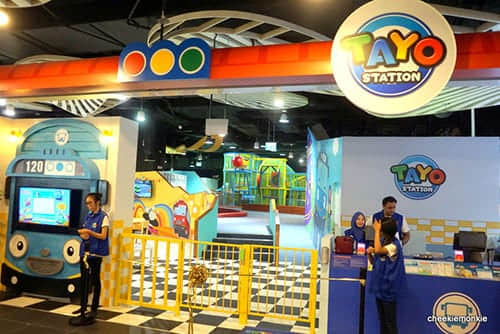 TayoStation indoor play park