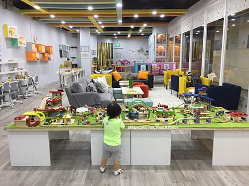 TheJoyofToys indoor play park