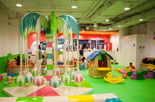 Thepetiepark indoor play park