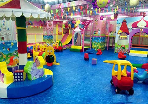 adventure indoor playground