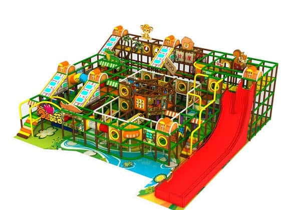 kids indoor playground themes