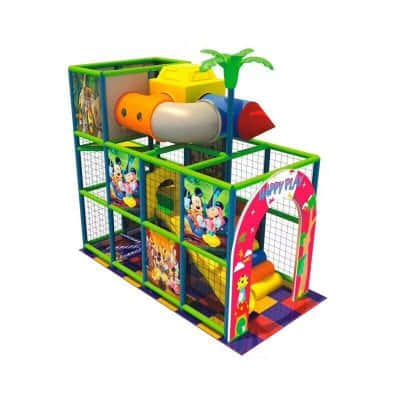 mobile adventure playground