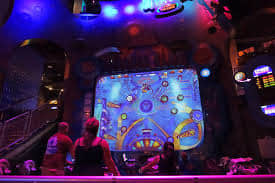 Disney Quest indoor family entertainment center