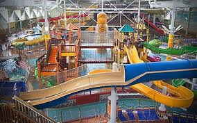 Kalahari Indoor Theme Park indoor family entertainment center