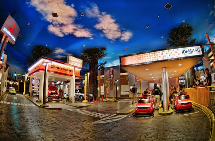KidZania 4 in Jakarta indoor family entertainment center