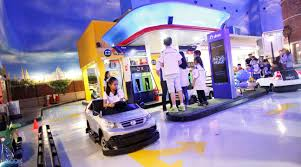 KidZania Bangkok indoor family entertainment center