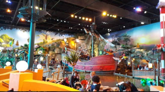 Plopsa Indoor Theme Park indoor family entertainment center