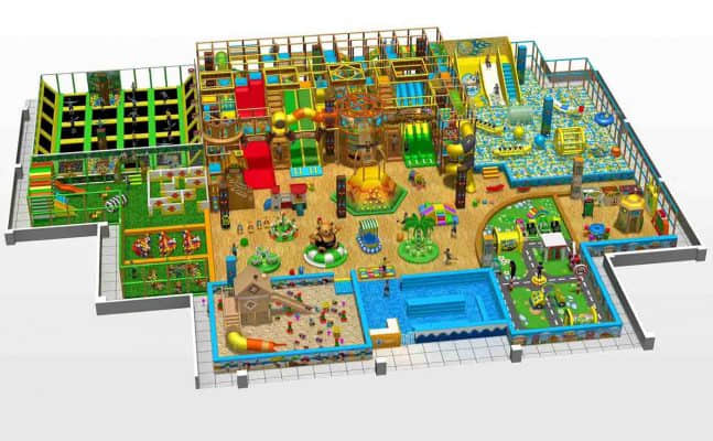 purchase indoor playground equipment