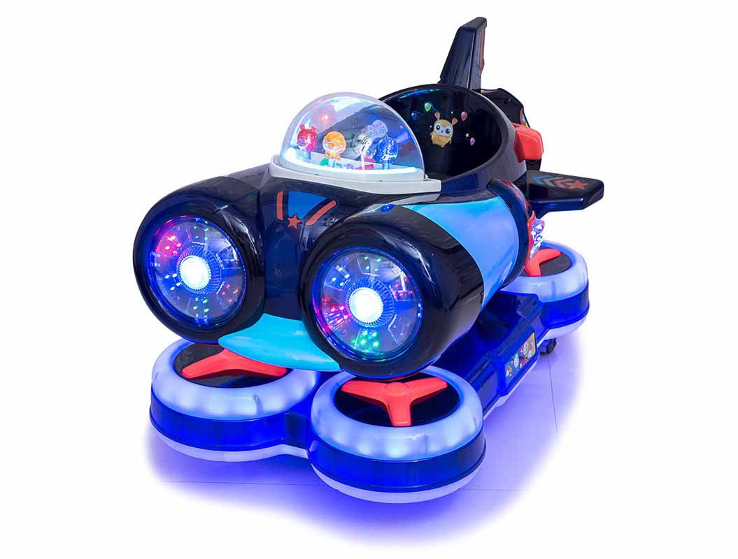 3d car rides racing game swing machine for children